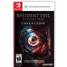 $29.99Resident Evil Revelations Collection on Nintendo Switch