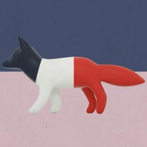 低至4折 $80收小狐狸托特上新:Maison Kitsune 法国文艺潮牌 $170收帆布小白鞋