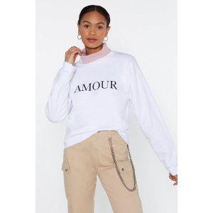 Amour Sweat | Shop Clothes at Nasty Gal!