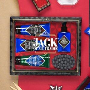 $39.2(原价$49)Jack Black  明星护肤5件套8折热卖 适合送礼