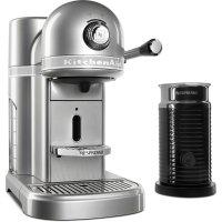 KitchenAid 胶囊咖啡机+奶泡机