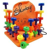 Skoolzy 蒙特梭利学龄前儿童玩具,30个零件