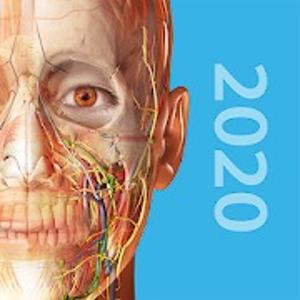 白菜价:《人体解剖学图谱2020》iOS/Android app