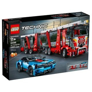车辆运输车 42098 | 机械组