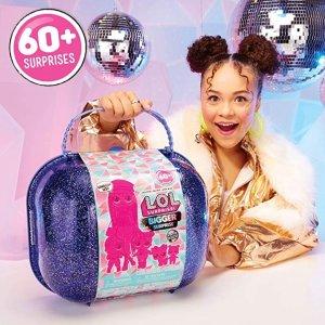 Black Friday Sale Live: L.O.L. Surprise! Winter Disco Bigger Surprise includes O.M.G. Fashion Doll