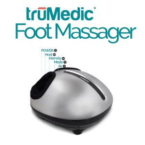 $179.97Factory Recertified IS-4000 InstaShiatsu+ Foot Massager with Bonus Calf Compression Kit