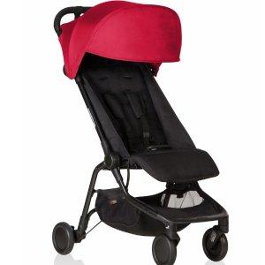 $159.99起 难得大降价Mountain Buggy Nano V2 童车等产品促销 可带上飞机