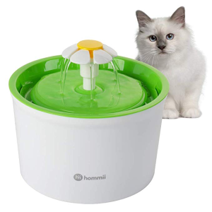Hommii Pet Drinking Water Fountain