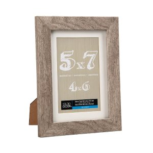 Buy One Get Two FreeMichaels Stores Gray Belmont Frame With Mat  Sale