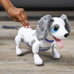 多功能电子狗$40.46包邮Zoomer 机器人小狗, Walmart 同款$184.58