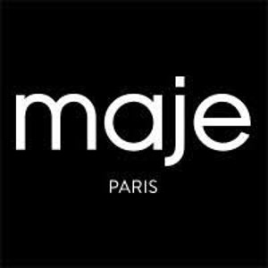 低至6折 €105收蝴蝶结白衬衫French Days:Maje 3J大促 赵今麦同款小香风短袖仅€66