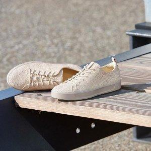 低至6折 $135收小白鞋ECCO 丹麦皇家御用舒适鞋履热卖