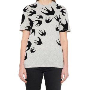 07a6030c4 MCQ ALEXANDER MCQUEENSwallow Design T-Shirt