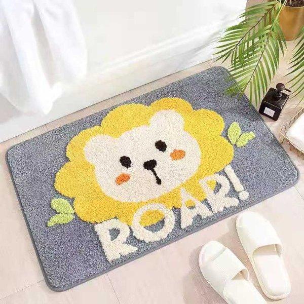 可爱地毯 多款可选