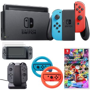 Save BigNintendo Switch Game and Accessory Bundles
