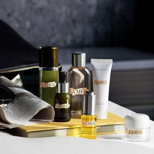 Receive The Small Miracles Collection + 2 Deluxe Samples + Free Shippingwith Any $300+ Purchase @ La Mer