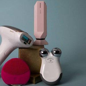 低至3.8折 多款可选CurrentBody 护肤仪器上新大促 Tripollar近期低价$135收