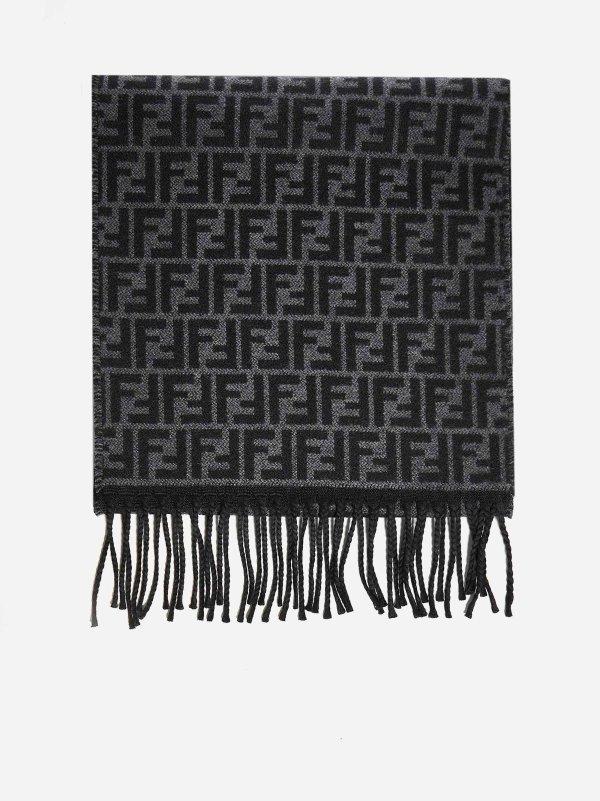 FF logo 围巾
