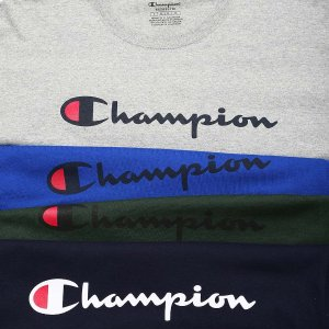 $10Champion Graphic Jersey Long Sleeve