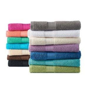 $2.99 (原价$9.99)The Big One 全棉浴巾,多色可选