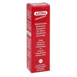 仅售€1.25Ajona Stomaticum医用浓缩牙膏 1支25毫升装