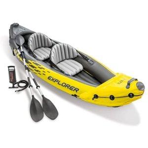 史低价,销量冠军Intex Explorer K2 充气独木舟