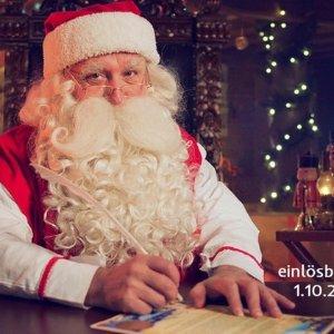 属于自己的祝福视频来自圣诞老人的祝福,超棒的圣诞礼物,€5.99