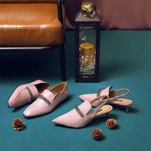 低至4折 小CK姐妹牌PEDRO Shoes季末大促 精选美鞋热卖
