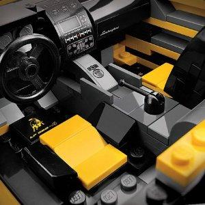 LEGO 布加迪后又一神车预告:乐高跑车系列2020新款 机械组兰博基尼今夏6月首发