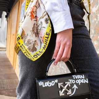 6.5折 黄腰带$197 夹子包$854独家:Off-White 时尚专场 网红单品超低价