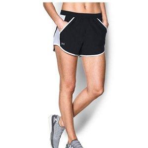 $19.99(原价$24.99)Under Armour 女款运动短裤
