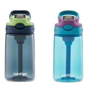 Contigo 儿童水杯紧急召回可拆卸吸嘴恐引发误吞,百万产品紧急召回