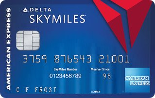 Earn 10,000 bonus miles. Term ApplyBlue Delta SkyMiles® Credit Card from American Express