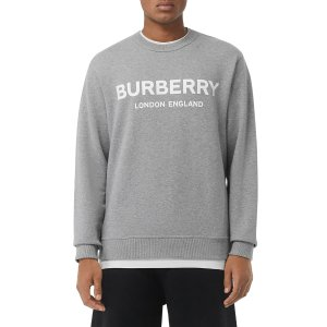 Burberryadd to chart to see final priceLanslow Logo Sweatshirt