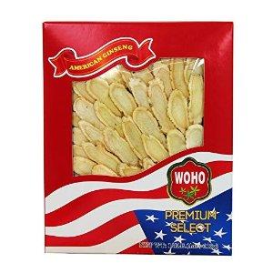 WOHO购物$100或以上再减15%,低至$30.59/盒#127.4 参片大号4oz盒装