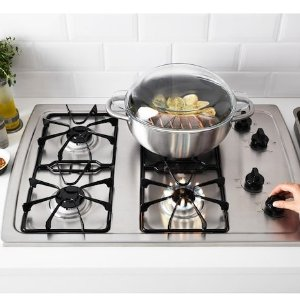 $169IKEA Gas Cooktop and Dishwasher Sale