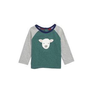 Mini Boden男童长袖T恤