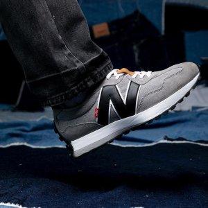 5折起+额外8折!€26收炫酷纯黑款New Balance 夏促 复古经典球鞋 少女福音 大童款一样香