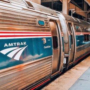 5折起Amtrak 23条指定线路车票闰年两日促销