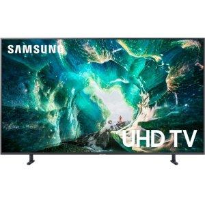 Samsung RU8000 Smart 4K UHD TV with HDR