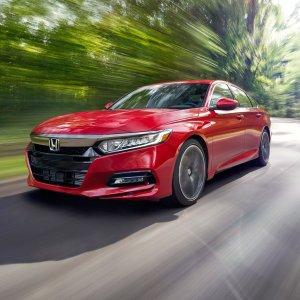 全系标配Sensing主动安全系统2018款 Honda Accord 中型轿车