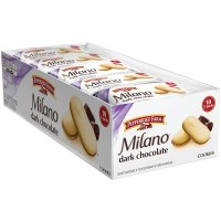 Pepperidge Farm Milano 黑巧克力饼干 10包