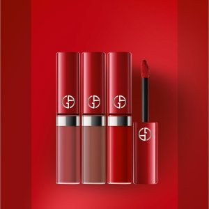 Hot Shades IncludedNew Arrivals: Macys Giorgio Armani 3-PC Lip Maestro Travel Set