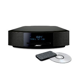 Bose Wave Music System IV with CD Slot and Bluetooth Receiver