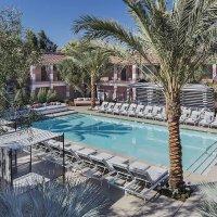 棕榈泉 摩洛哥风情粉红酒店 Sands Hotel and Spa