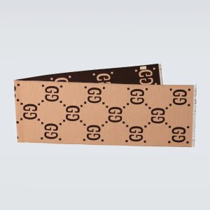 GG羊毛围巾罕见多款多色!上新:Gucci 新款围巾上市 断货爆款速收