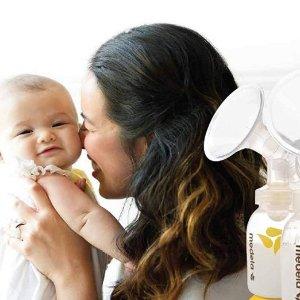 新手妈妈必备哺乳妈妈泵奶器、储奶袋、收纳包等特卖