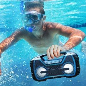7折 $59.99(原价$90)限今天:AOMAIS 便携蓝牙无线音箱  IPX7等级防水