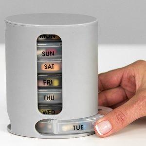 $5TRISALES MARKETING Pill Pro - Weekly Pill Organizer