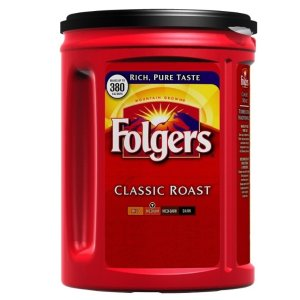 Up to  59% offFolgers Classic Roast Coffee on sales @ Office Depot